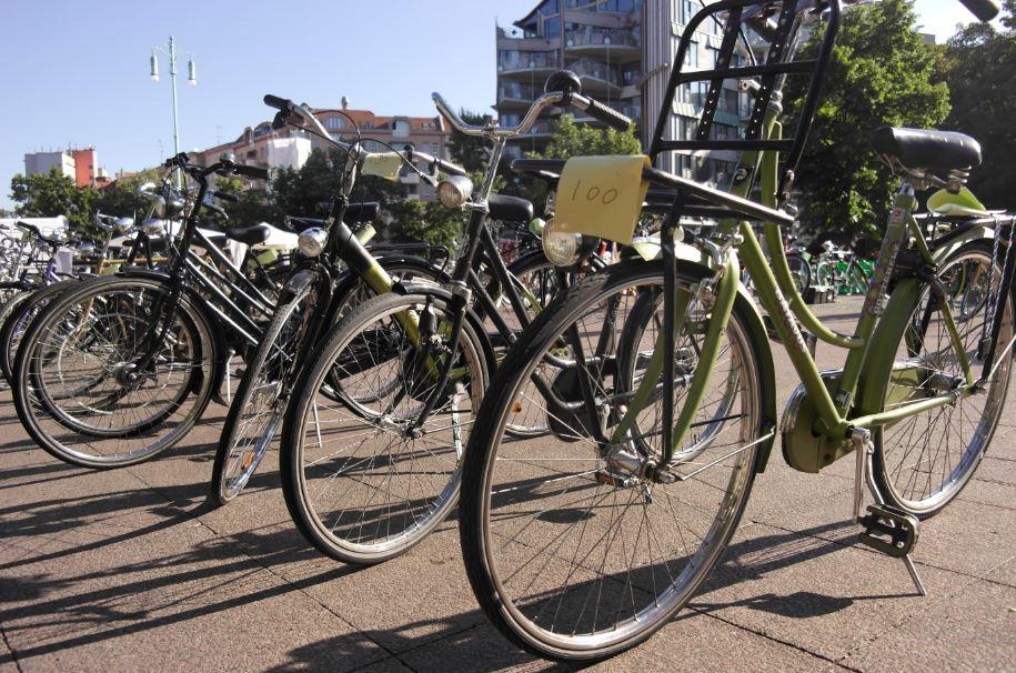 Verkaufen Fahrrad