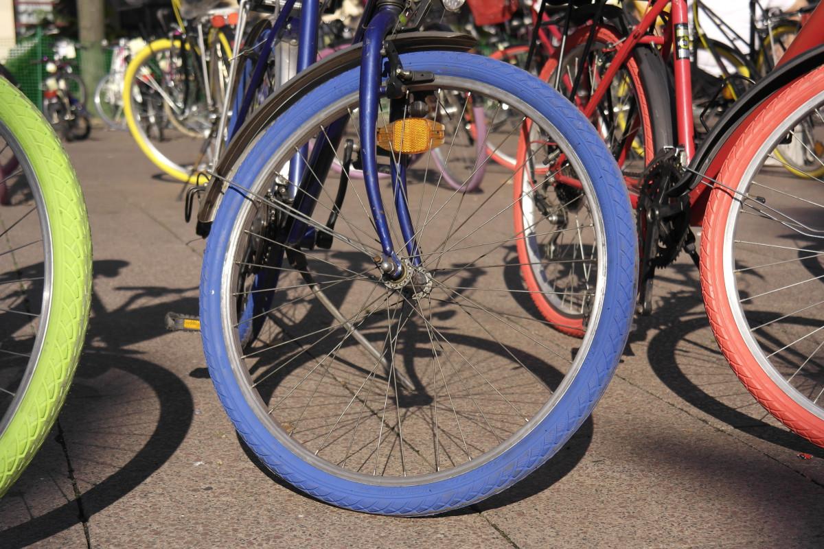 Flohmarkt berlin fahrrad