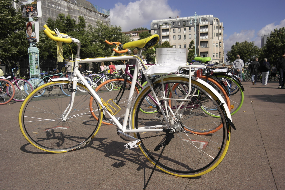 Fahrradmarkt In Berlin Am 09 September 2018 Fietsenbörse