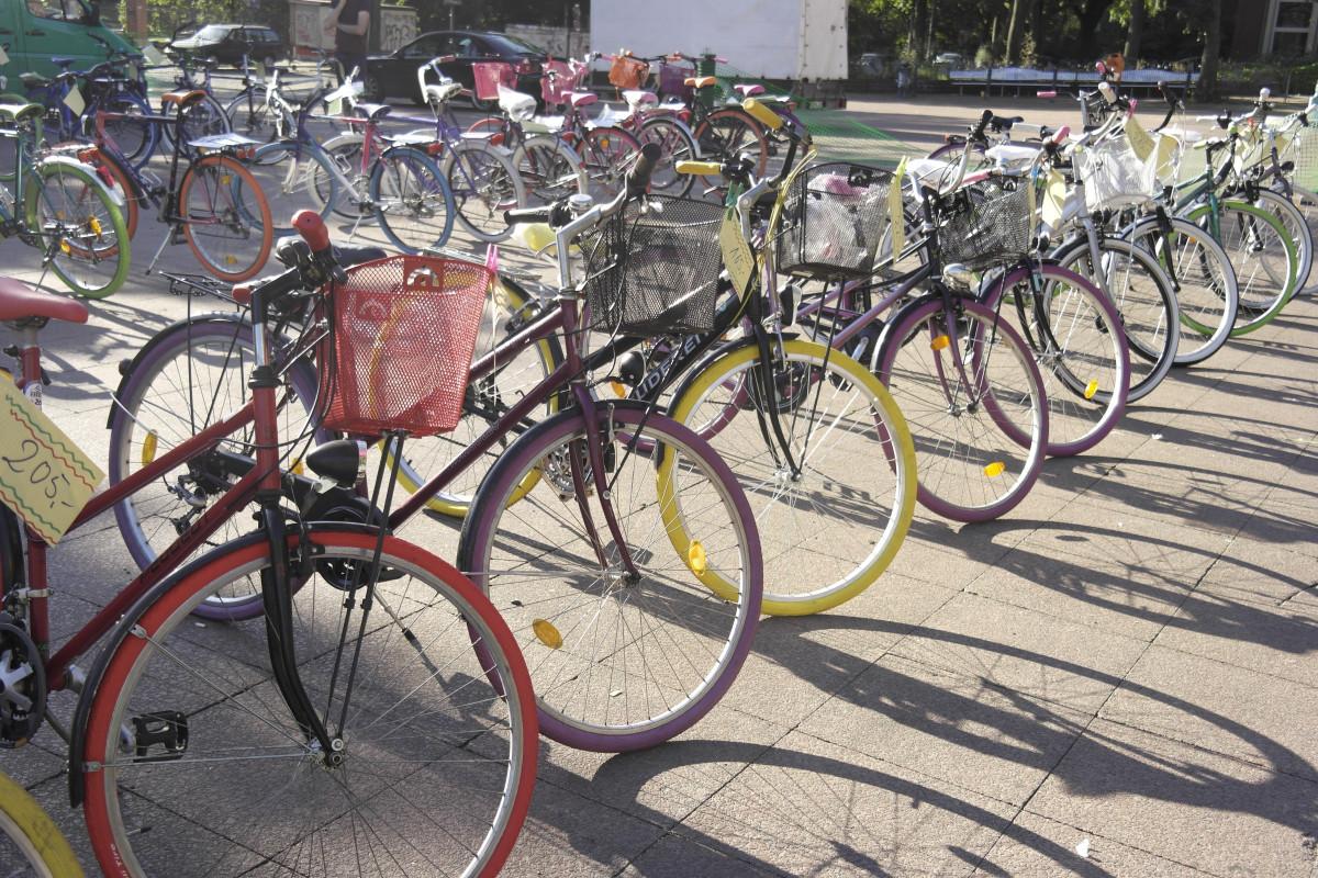 Fahrradmarkt Münster
